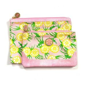 Lilly Pulitzer Zippered Pouches